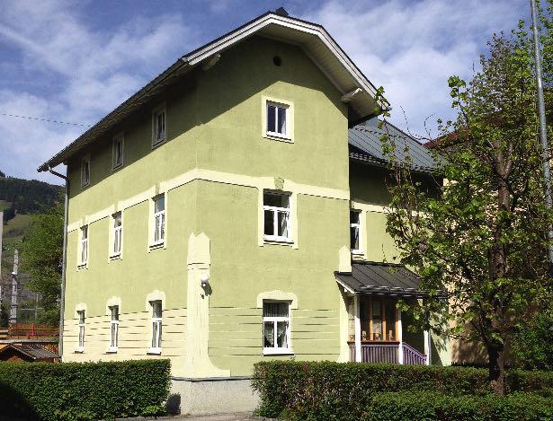 Immobilie von Wohnbau Bergland in Güterstrasse 3 Saalfelden Top 1 #0