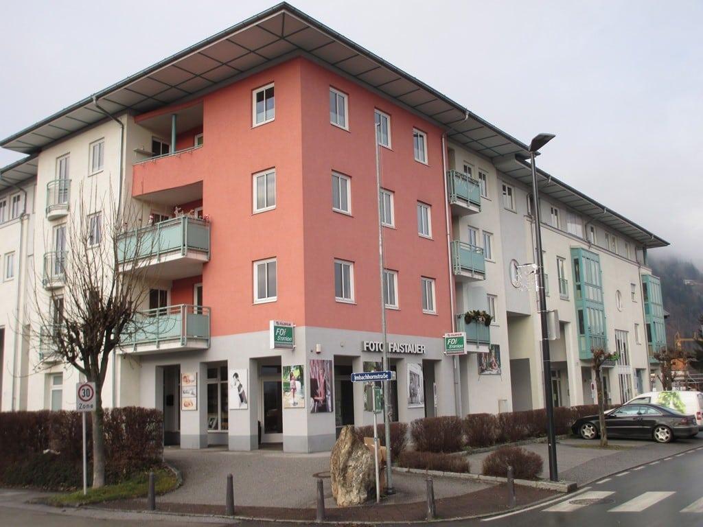 Immobilie von Wohnbau Bergland in Kitzsteinhornstraße 26B Zell am See Lokal 1 #5