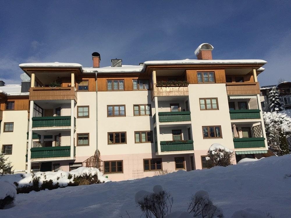 Immobilie von Wohnbau Bergland in Grünhäuslsiedlung 23 Saalfelden Top 05 #0