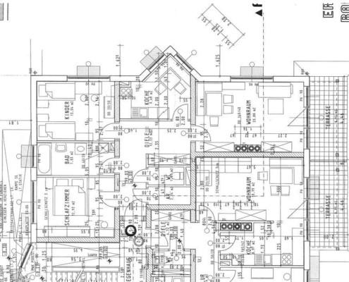 Immobilie von Wohnbau Bergland in Sonnrain 3+5 Uttendorf Top 01 #2