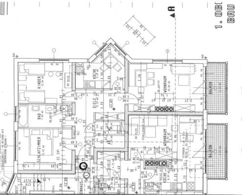 Immobilie von Wohnbau Bergland in Sonnrain 3+5 Uttendorf Top 4 #2