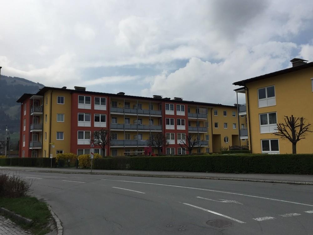 Immobilie von Wohnbau Bergland in Güterstraße 5 Saalfelden Top 2 #0