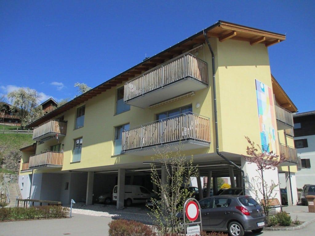 Immobilie von Wohnbau Bergland in BETREUBARES WOHNEN – Schulstraße 2 Kaprun BETREUBARES WOHNEN – Top 8 #2