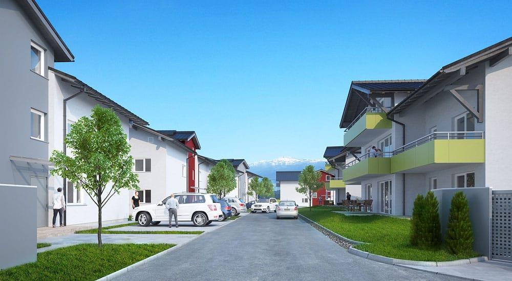 Immobilie von Wohnbau Bergland in Mittersill #1