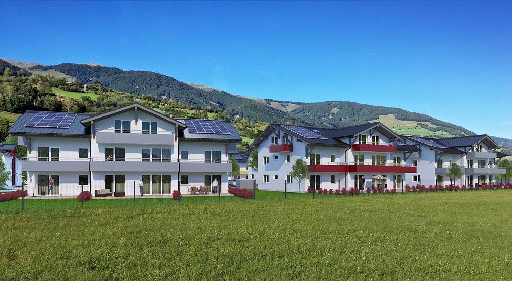 Immobilie von Wohnbau Bergland in Mittersill #0