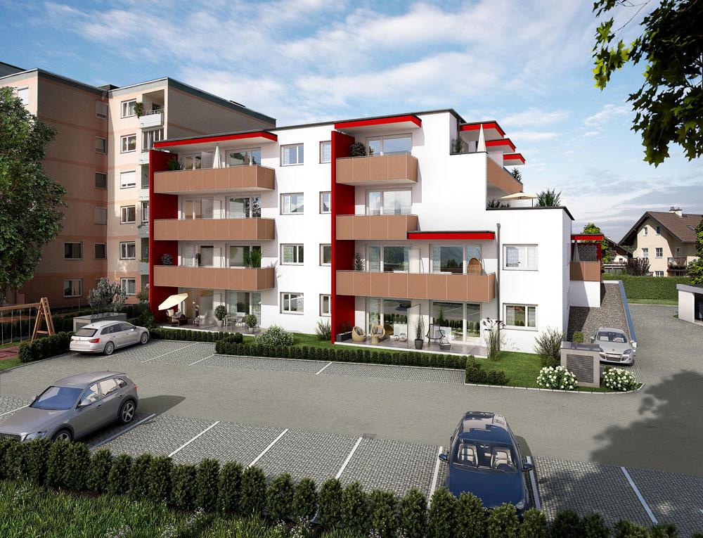 Immobilie von Wohnbau Bergland in Hallein #0