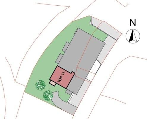Immobilie von Wohnbau Bergland in Burkerstraße Mittersill Top 11 2. OG #1