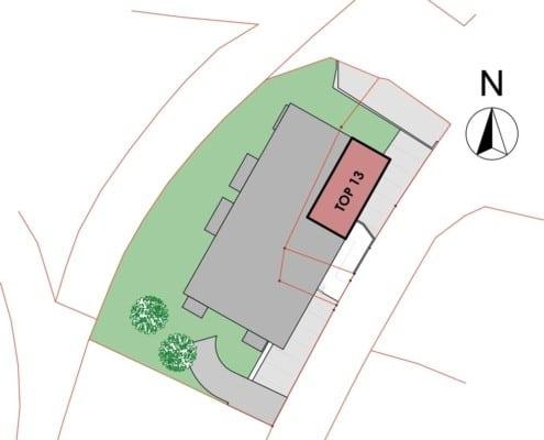Immobilie von Wohnbau Bergland in Burkerstraße Mittersill Top 13 2. OG #1