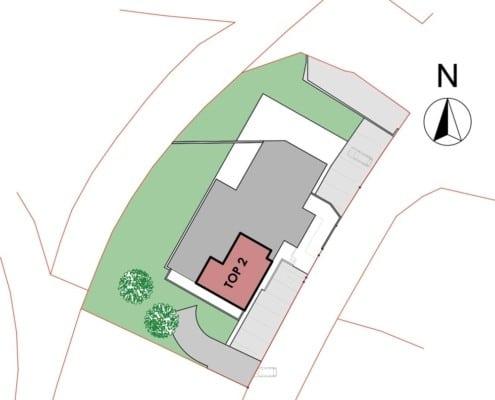 Immobilie von Wohnbau Bergland in Burkerstraße Mittersill Top 2 EG #1
