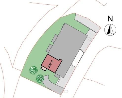 Immobilie von Wohnbau Bergland in Burkerstraße Mittersill Top 5 1. OG #1