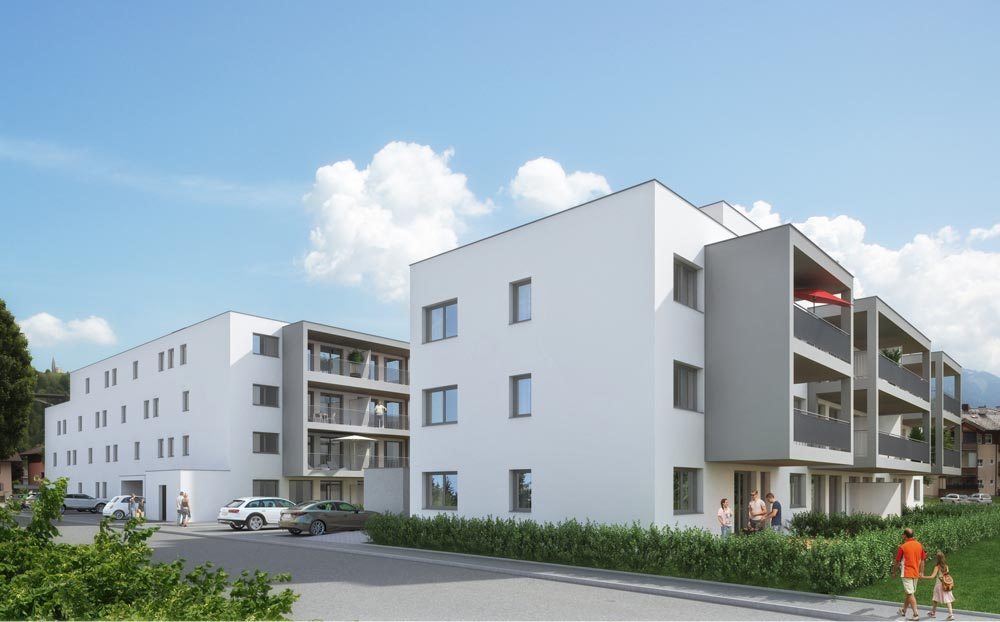 Immobilie von Wohnbau Bergland in Bischofshofen