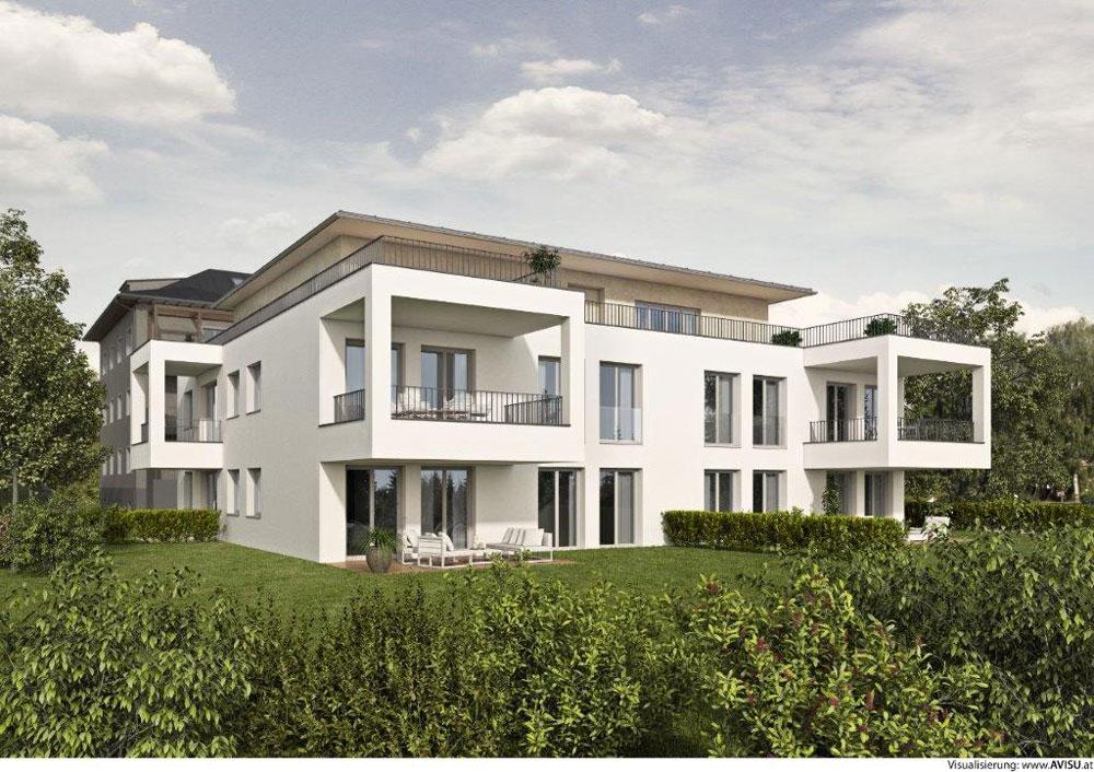 Immobilie von Wohnbau Bergland in Saalfelden #0