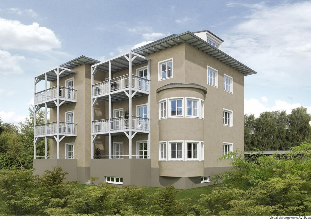 Immobilie von Wohnbau Bergland in Saalfelden #1