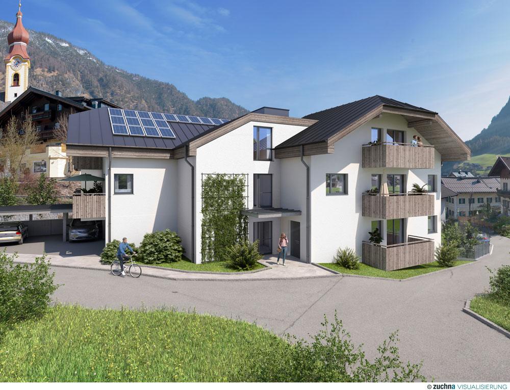 Immobilie von Wohnbau Bergland in Unken #1