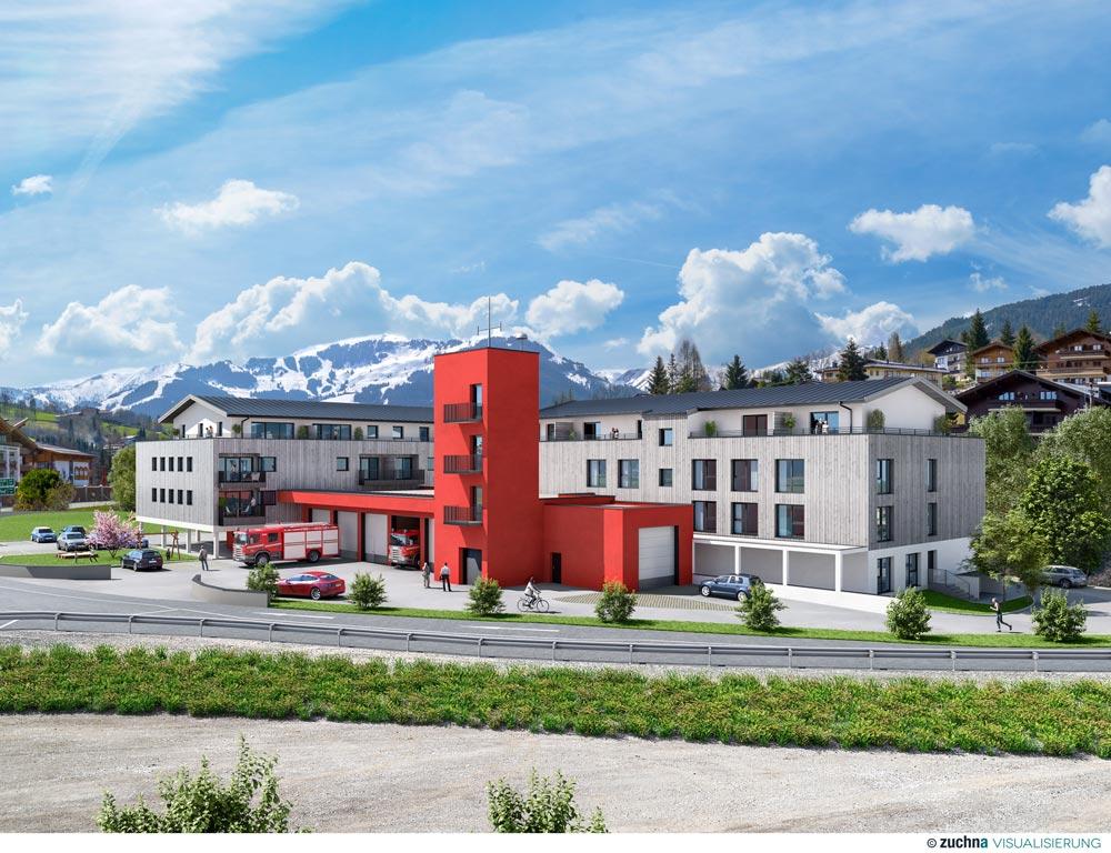 Immobilie von Wohnbau Bergland in Maria Alm #0