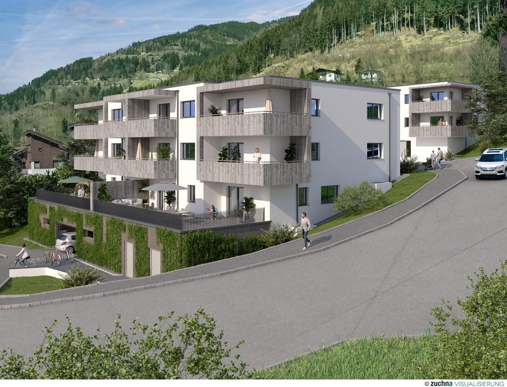 Immobilie von Wohnbau Bergland in Zell am See
