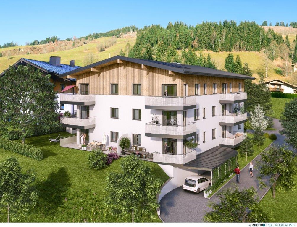Immobilie von Wohnbau Bergland in Viehhofen