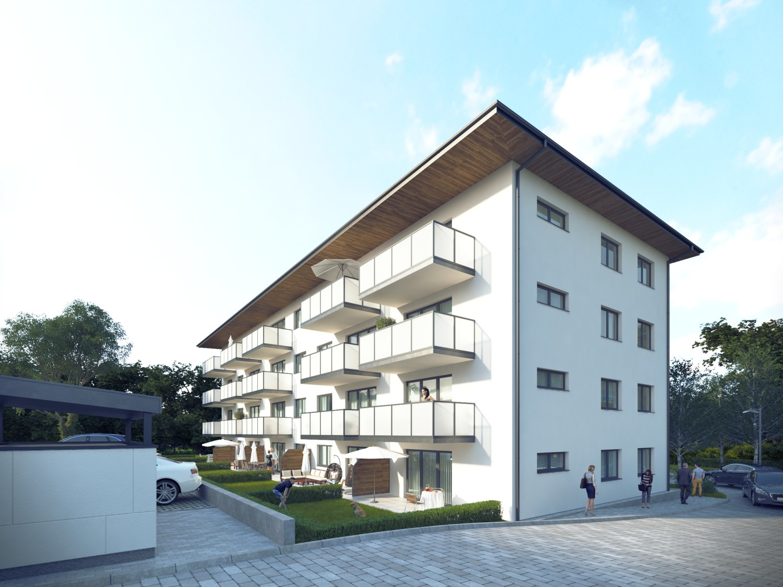 Immobilie von Wohnbau Bergland in Mühlbach a. Hkg. Nr. 227 Mühlbach a. Hkg. Top 2 #0